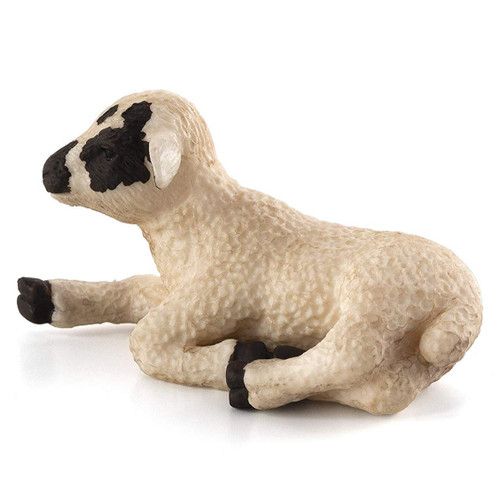 Mojo Black Faced Lamb Lying 387060