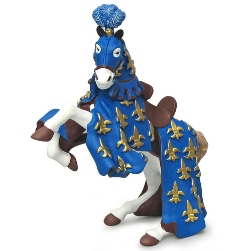 Papo Prince Phillip Blue Horse