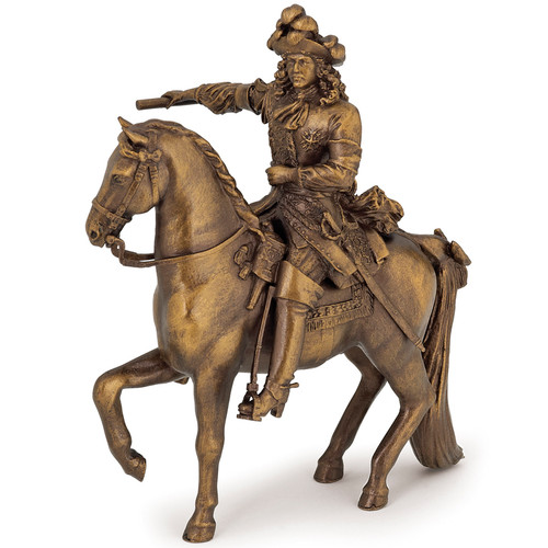 Papo Louis XIV on Horse