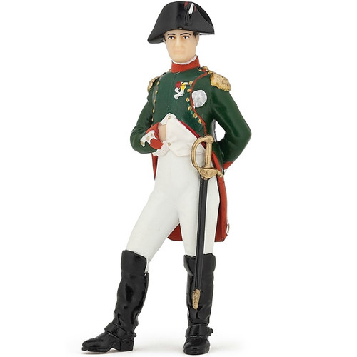 Papo Napoleon Posing
