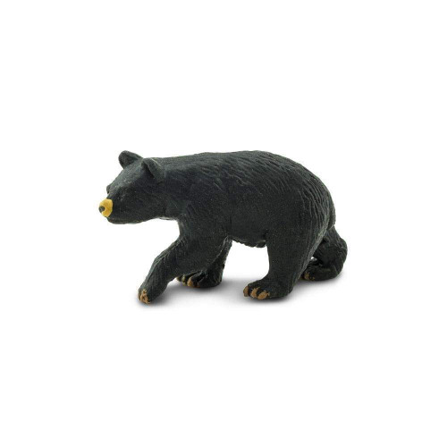 Safari Ltd Mini Black Bears