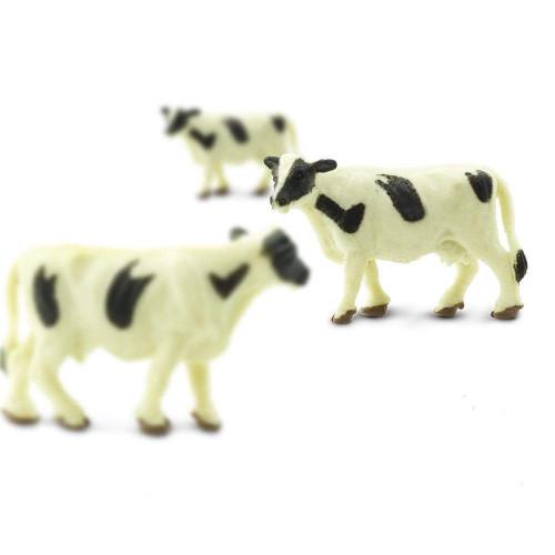 Safari Ltd Mini Holstein Cows