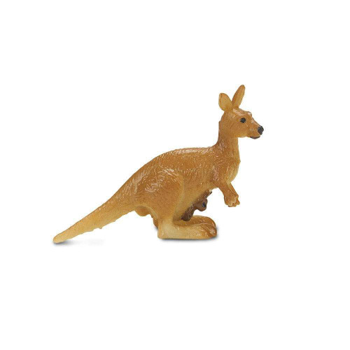 Safari Ltd Mini Kangaroo with Baby