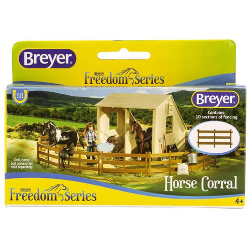 Breyer Classic Horse Corral packaging