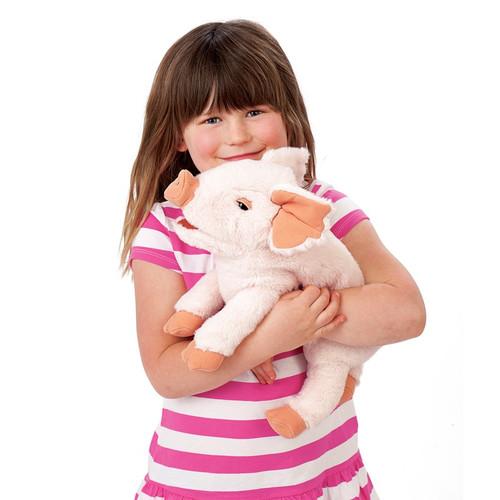 Piglet Hand Puppet