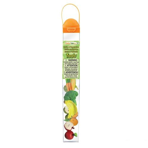 Safari Ltd Fruit & Vegetable Toob