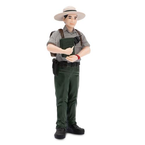 Safari Ltd Jim the Park Ranger