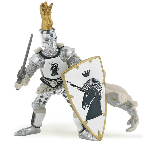 Papo Knight Unicorn