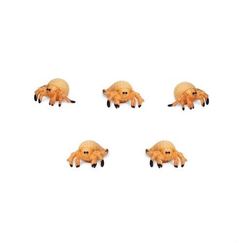 Safari Ltd Mini Hermit Crabs