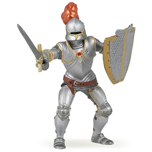Armoured Knight Red
