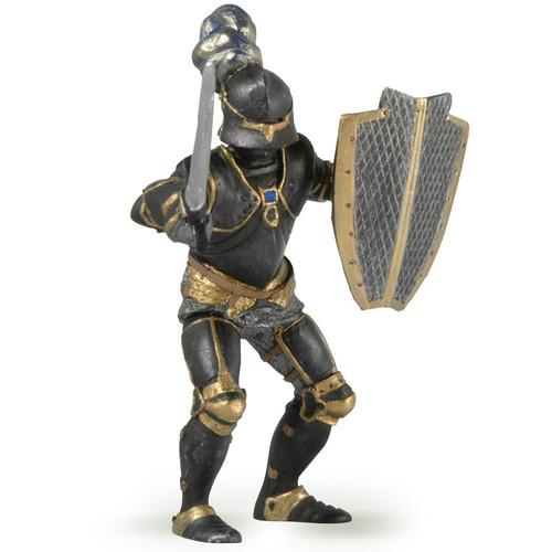 Papo Armoured Knight Black