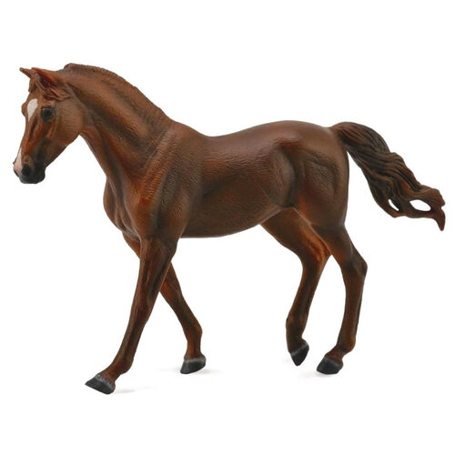 CollectA Missouri Fox Trotter Mare Chestnut
