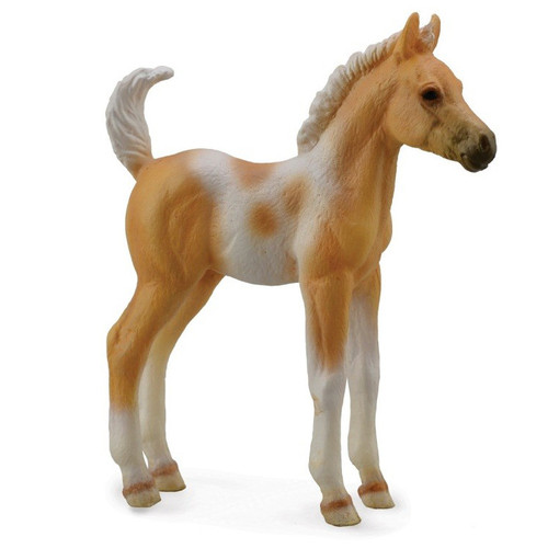 CollectA Pinto Foal Standing Palomino