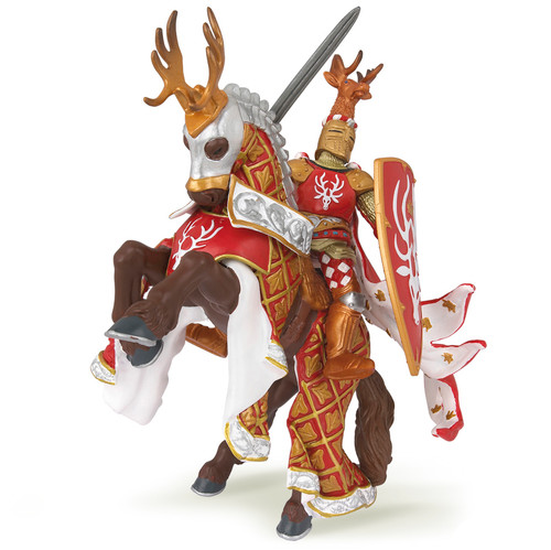 Papo Knight Stag Horse