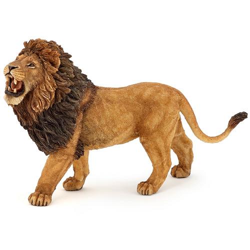 Papo Lion Roaring