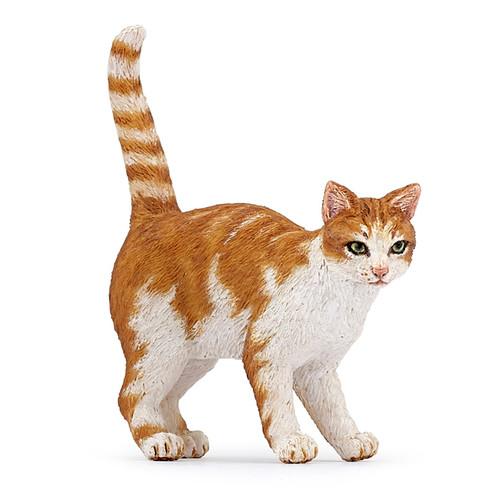 Papo Cat Red
