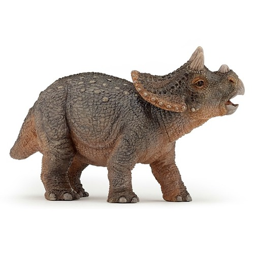 Papo Triceratops Young