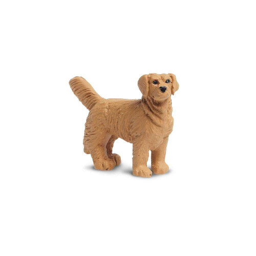 Safari Ltd Mini Golden Retrievers