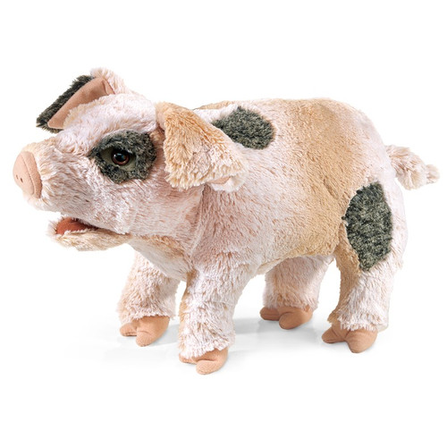 Pig Grunting Puppet