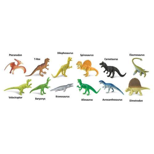 Safari Ltd Dino Carnivorous Toob