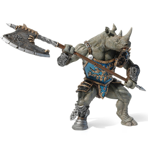 Papo Rhino Man