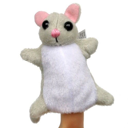 Science and Nature Possum Finger Puppet