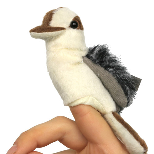 Kookaburra Finger Puppet