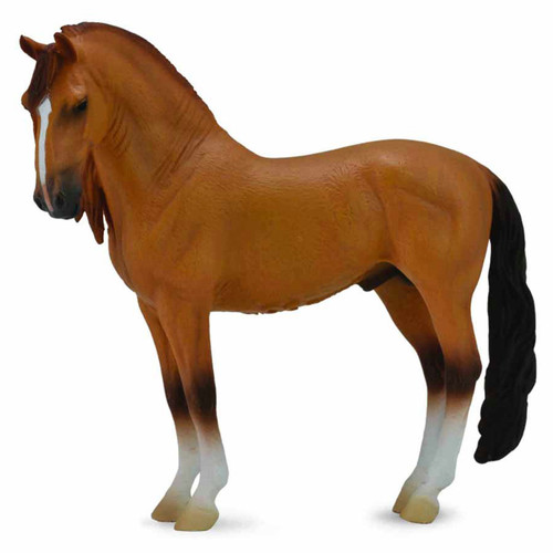 Campolina Stallion Red Dun CollectA