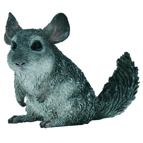 CollectA Long Tailed Chinchilla