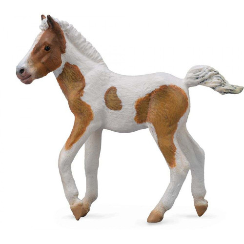 CollectA Dartmoor Hill Foal Skewbald