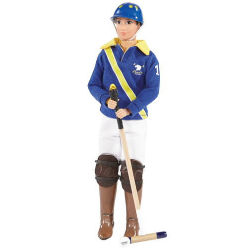 Breyer Nico Polo Player traditional size
