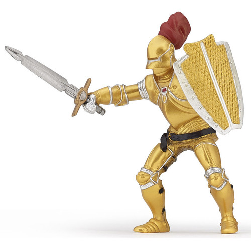 Papo Armoured Knight Gold