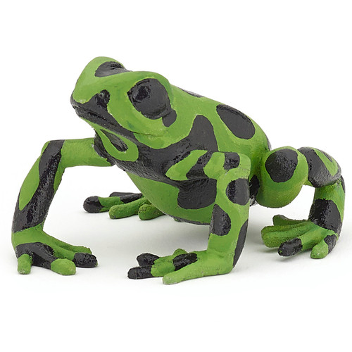 Papo Equatorial Frog Green