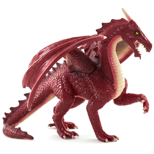 Mojo Red Dragon 2015
