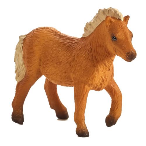 Mojo Shetland Pony Foal  new colour