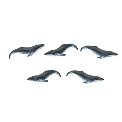 Safari Ltd Mini Humpback Whales