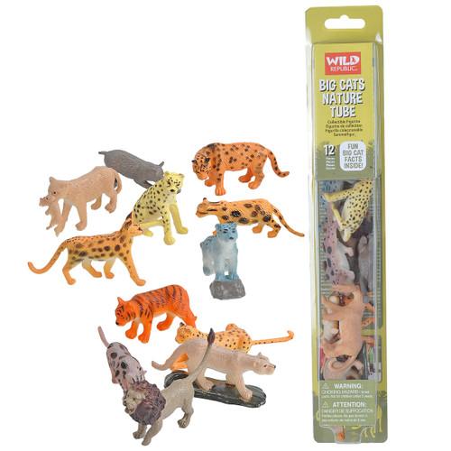 Wild Republic Big Cats Tube