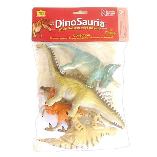 Wild Republic Dino Collection 2 Polybag