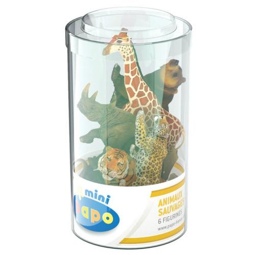 Papo Mini Tubs Wild B