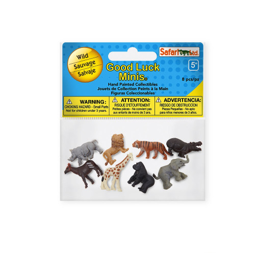 Safari Ltd Wild Party Fun Pack