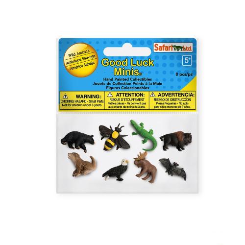 Safari Ltd Wild America Party Fun Pack