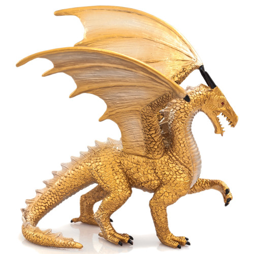 Mojo Dragon Golden