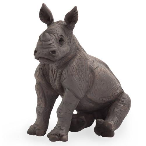Mojo Rhinoceros Baby Sitting