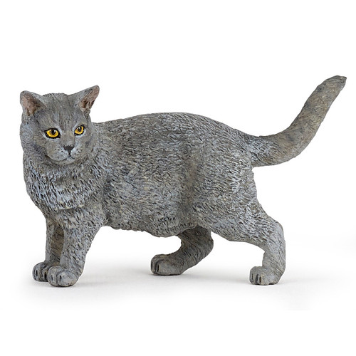Papo Cat Chartreux