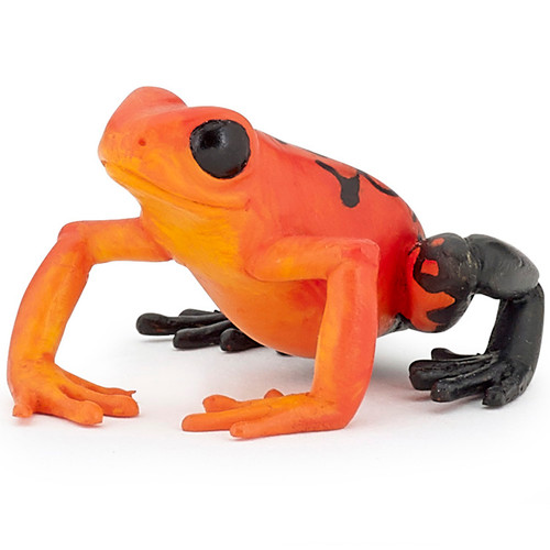 Papo Equatorial Red Frog