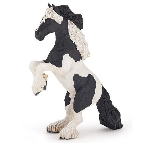 Papo Irish Cob Horse Reared Up