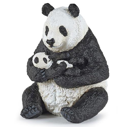 Papo Panda & Baby Sitting