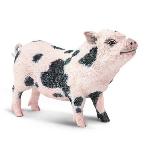 Safari Ltd Pot Bellied Pig IC