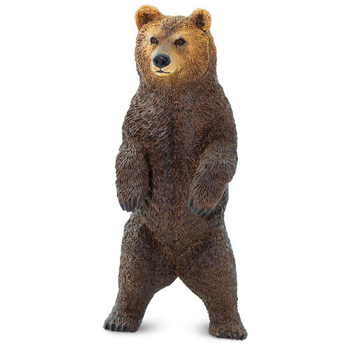 Safari Ltd Grizzly Bear Standing