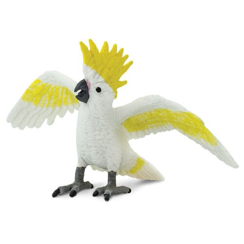 Safari Ltd Cockatoo